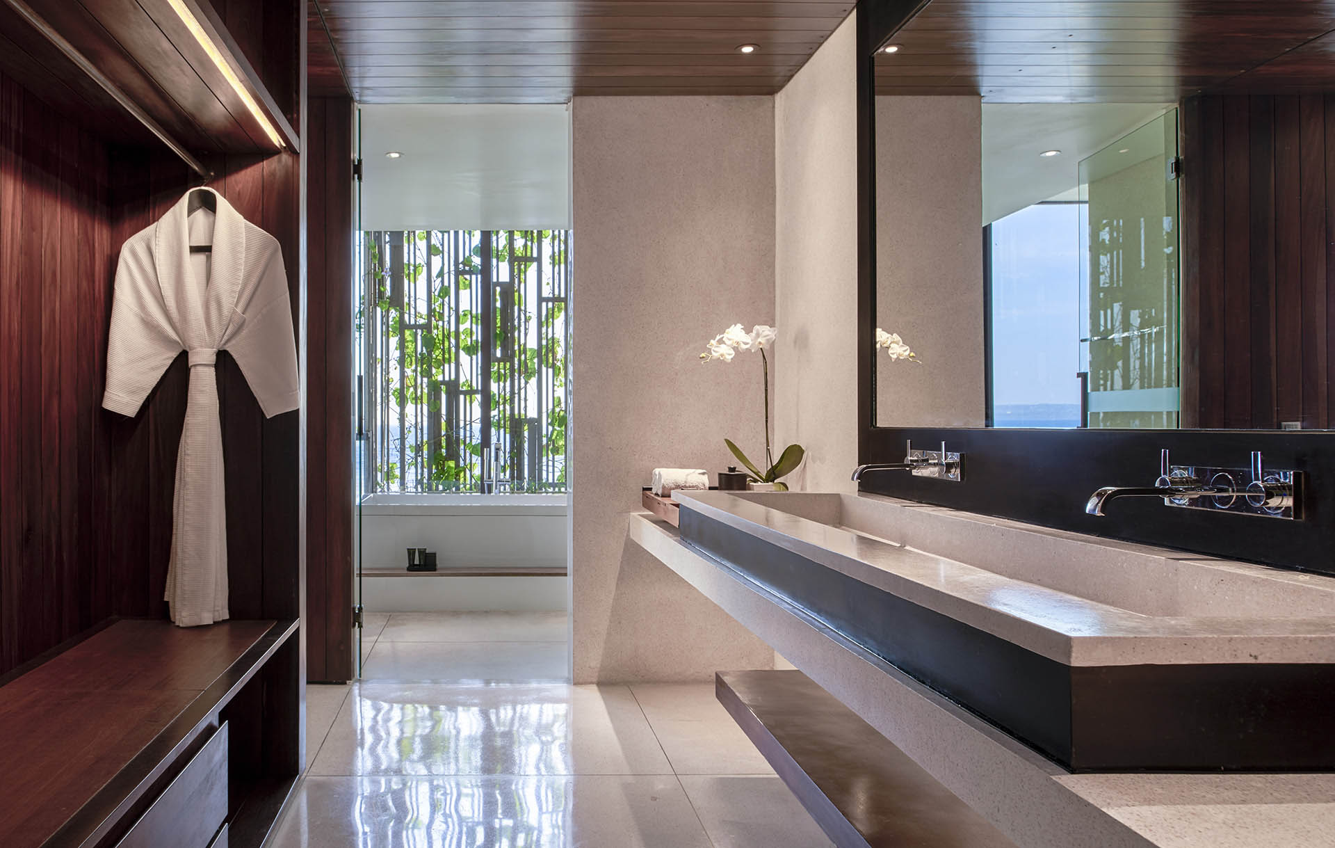 Terrace Suite  - Bathroom