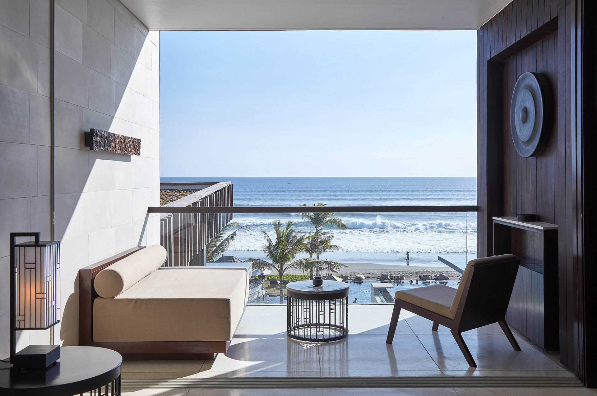 Alila Ocean View Suite - Balcony