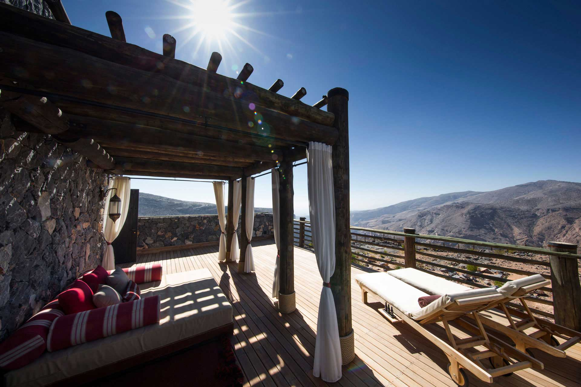 Image result for alila jabal akhdar views