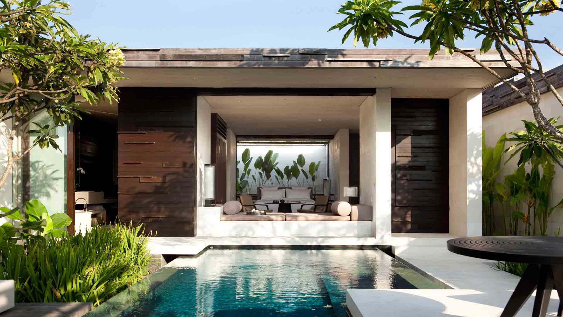 Villa in uluwatu one bedroom pool villa alila villas for Pool villa design